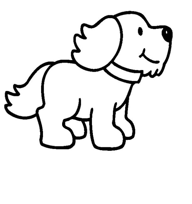 Desenhos De Cachorros Para Colorir Melhoramigo Dog