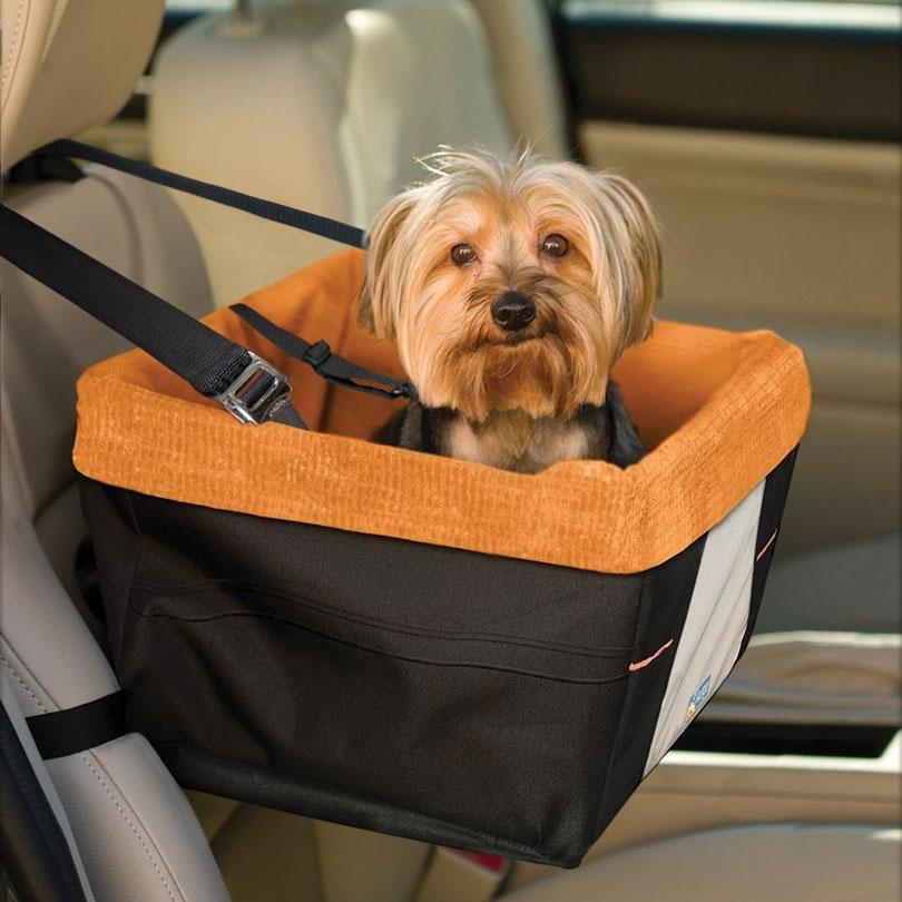 Cadeirinha automotiva para cachorro